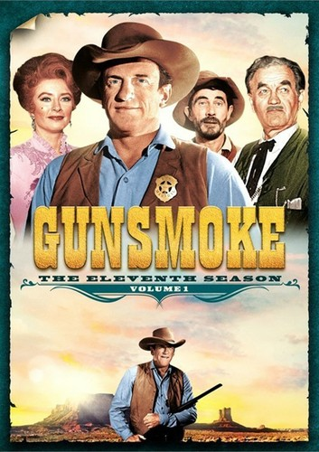 Gunsmoke: The Eleventh Season Volume 1