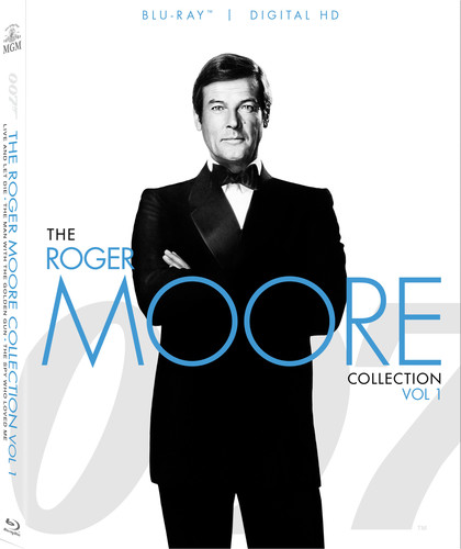 James Bond: The Roger Moore Collection Volume 1