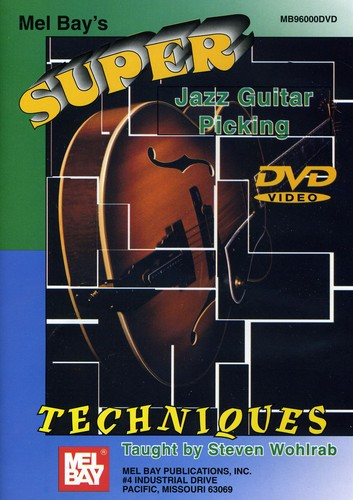 Super Jazz Guitar Picking