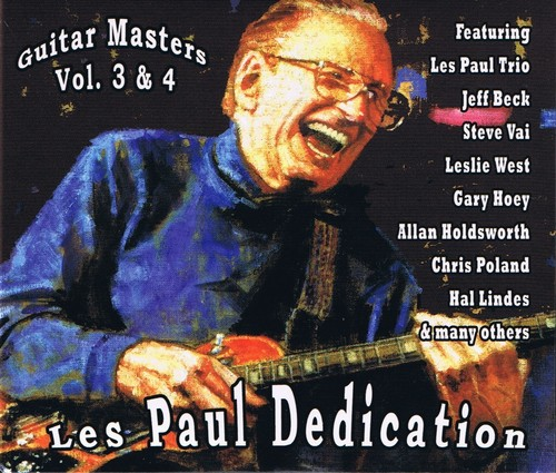 Guitar Masters 3 & 4 Les Paul Dedication /  Various