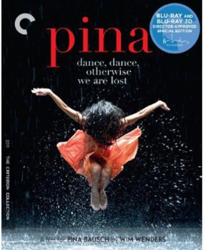 Criterion Collection: Pina
