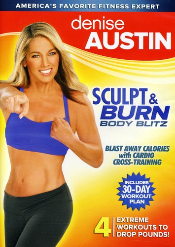 Sculpt & Burn Body Blitz