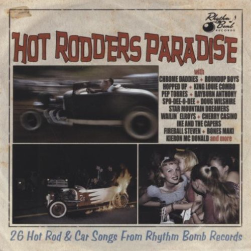 Hot Rodders Paradise /  Various