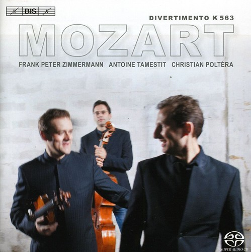 Trio Zimmermann Plays Mozart & Schubert