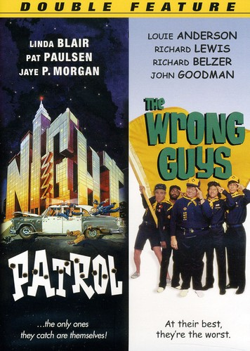 Night Patrol/ The Wrong Guys [Double Feature] [Widescreen]