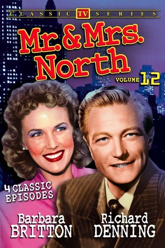 Mr. & Mrs. North Vol 12