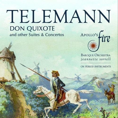 Don Quixote And Other Suites & Concertos
