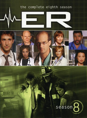 ER: The Complete Eighth Season
