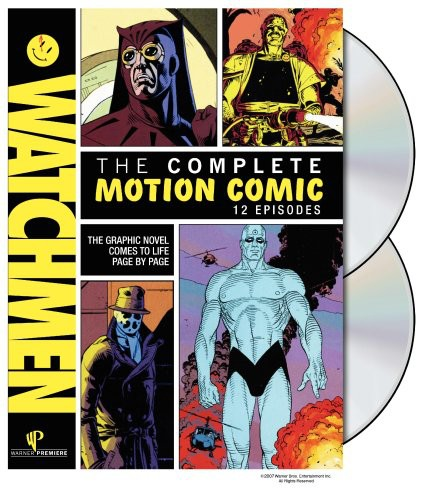 Watchmen: The Complete Motion Comics