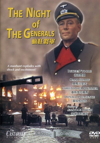 Night of the Generals [Import]
