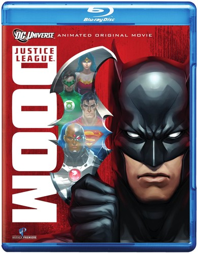 Justice League: Doom [Blu-ray/ DVD]