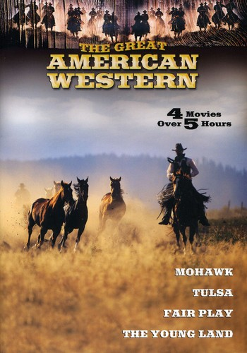 The Great American Western: Volume 8
