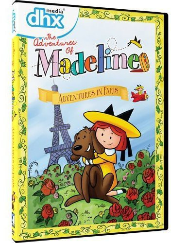 The New Adventures of Madeline: Adventures in Paris