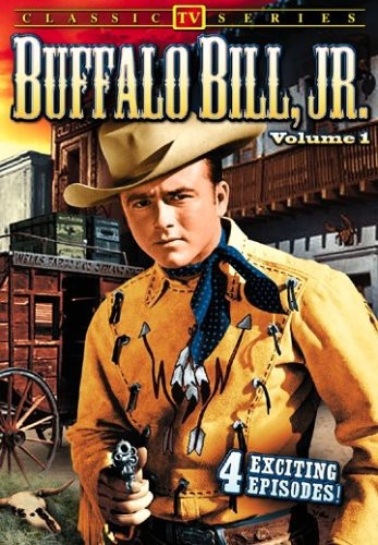 Buffalo Bill, Jr.: Volume 1