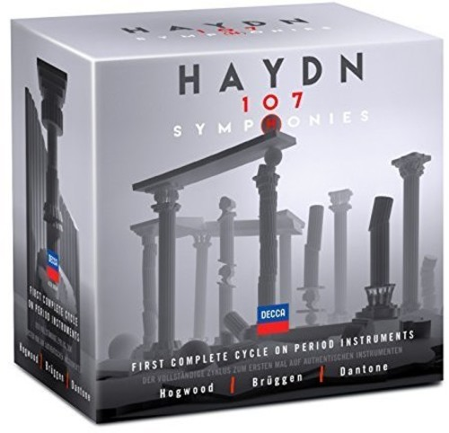 Haydn: The Symphonies