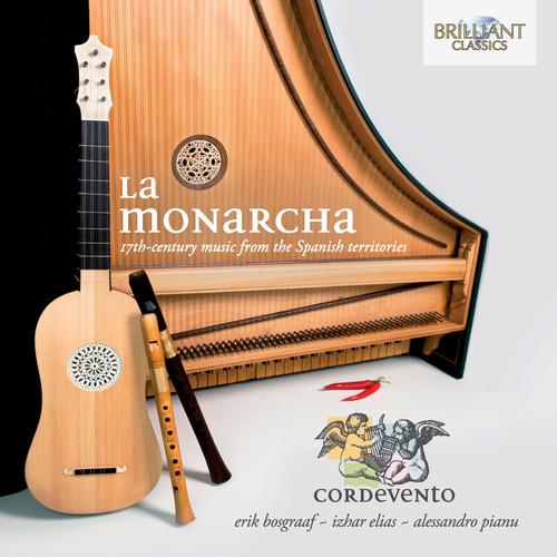 Monarcha: 17th Century Music from the Spanish