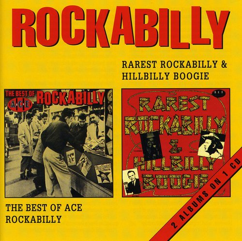 Rarest Rockabilly & Hillbilly Boogie /  Various [Import]