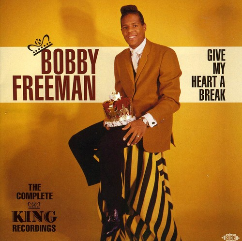 Give My Heart a Break: The Complete King Recording [Import]