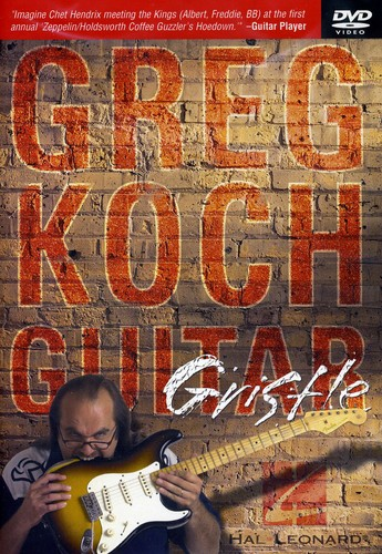 Greg Koch Guitar Gristle