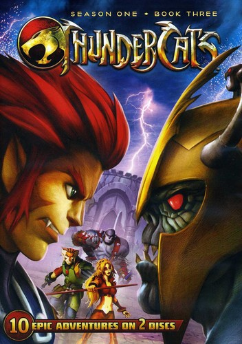 Thundercats Season 1 Book 3