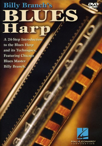 Billy Branch's Blue Harp [Instructional]