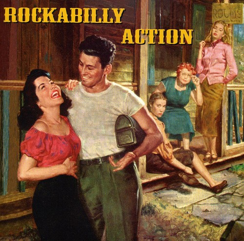 Rockabilly Action /  Various