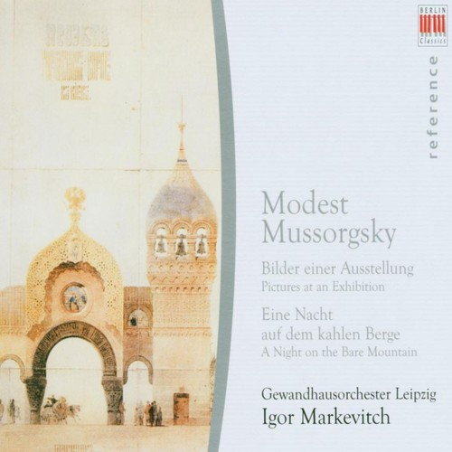 Igor Markevitch Conducts Mussorgsky