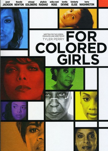 For Colored Girls [Widescreen]