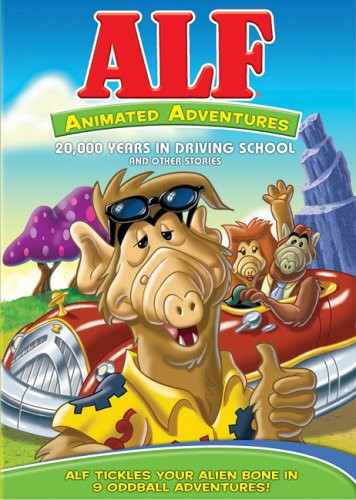 Alf: Animated Adventures - 20,000 Years In Driving School [Full Frame][Animated]