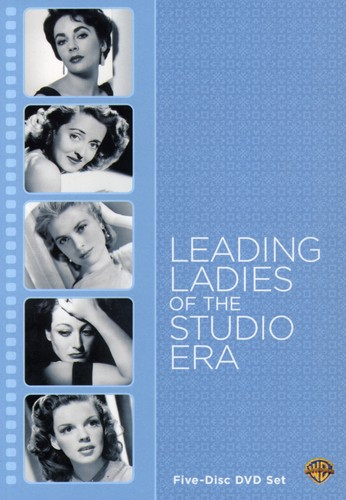 Leading Ladies Collection [5 Discs] [Standard] [Slipcase] [Amaray]