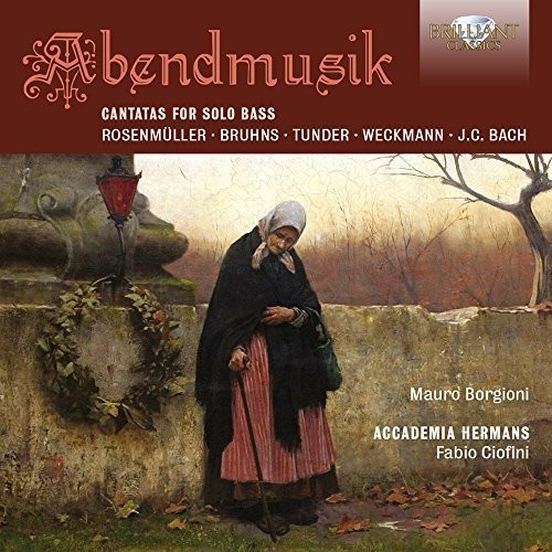 Abendmusik - Cantatas for Solo Bass