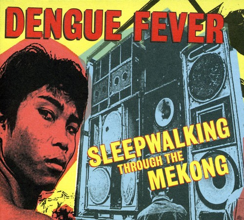 Sleepwalking Through The Mekong [With CD] [Digipack]