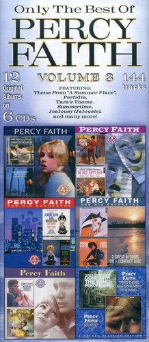 Only the Best of Percy Faith 3