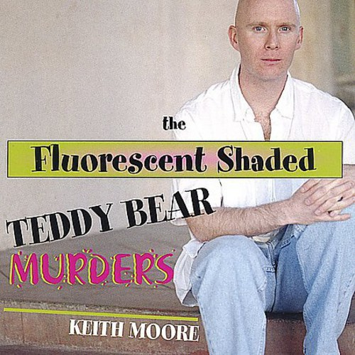 Fluorescent Shaded Teddy Bear Murders