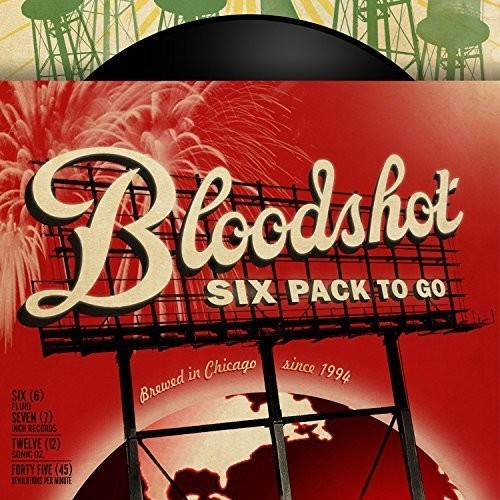 A Bloodshot Six Pack To Go