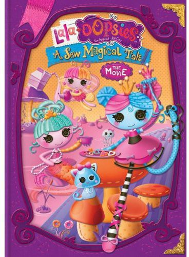Lala-Oopsies: A Sew Magical Tale
