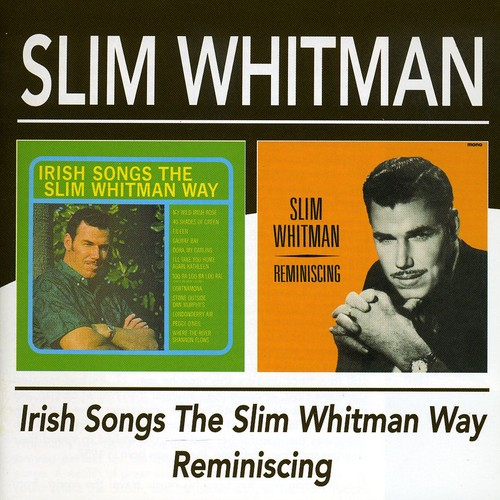 Irish Songs the Whitman Way /  Reminiscing [Import]