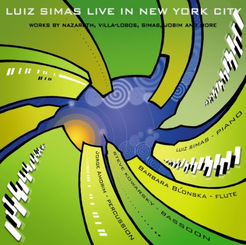 Luiz Simas Live in New York City