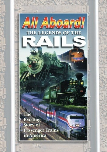 All Aboard: Passenger Trains In America