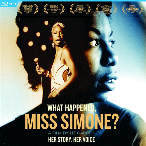 Nina Simone: What Happened, Ms. Simone?