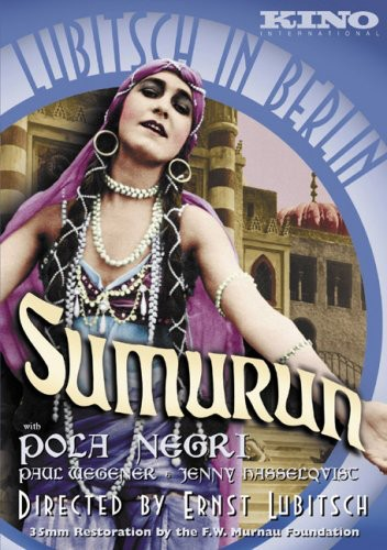 Lubitsch In Berlin: Sumurun [Color Tinted] [Full Screen] [Silent]