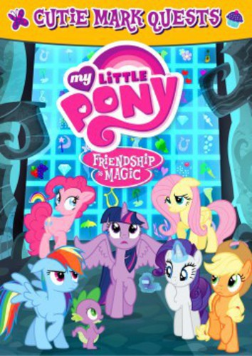 My Little Pony Friendship Is Magic: Cutie Mark