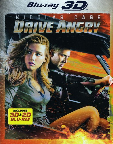 Drive Angry [Widescreen] [With 3D Blu-ray]