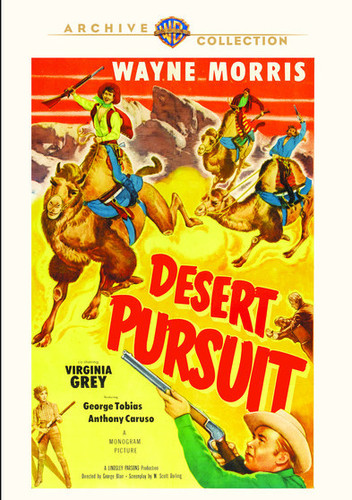 Desert Pursuit