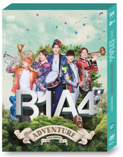 2015 B1A4 Adventure DVD [Import]