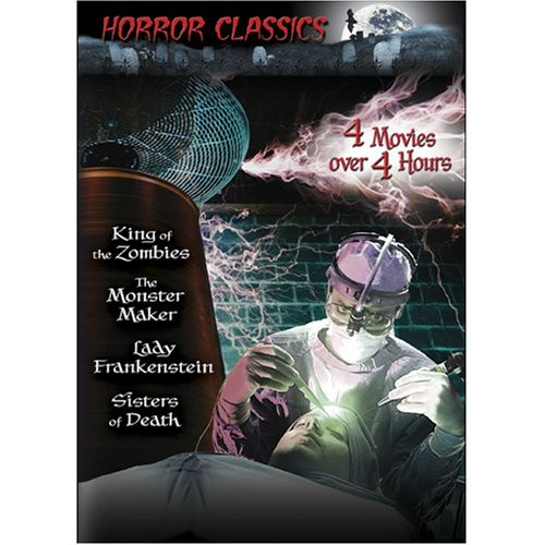 Great Horror Classics, Vol. 10