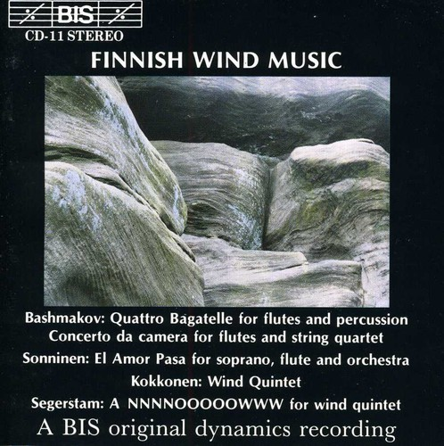 Finnish Wind Music
