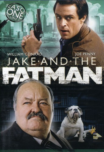 Jake and the Fatman: Season One: Volume 1