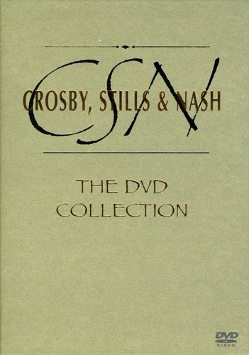 Crosby, Stills & Nash: The DVD Collection