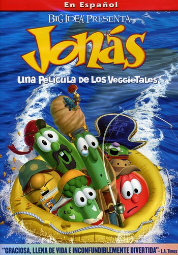 Jonah: Veggietales Movie [Spanish]